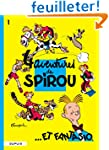 Spirou et Fantasio, tome 1 : 4 aventu...