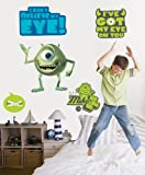 Disney's Monsters Inc. Mike Giant Wall Decal 18x40