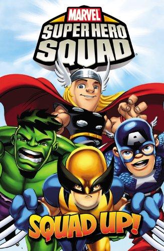 Super Hero Squad: Squad Up!