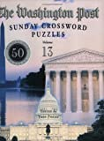 img - for The Washington Post Sunday Crossword Puzzles, Volume 13 book / textbook / text book