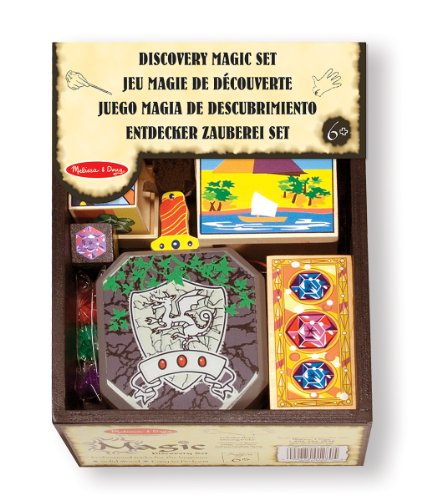Melissa & Doug Discovery Magic Set - 1