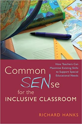 Book cover: common sense for the inclusive classroom