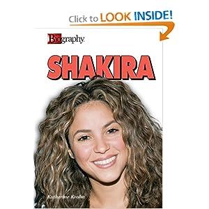 small shakira biography