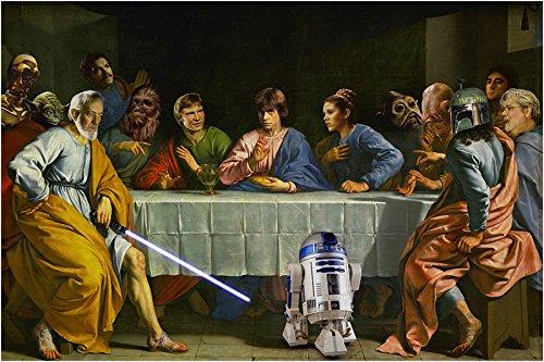 Star Wars The Last Supper