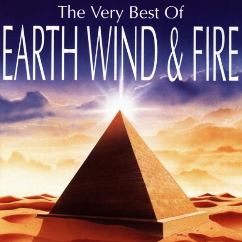 The Very Best of Earth, Wind & Fire artwork