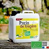 Agro Sens - Purin de fougère concentré 2 litres