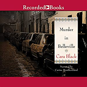 Murder in Belleville Audiobook