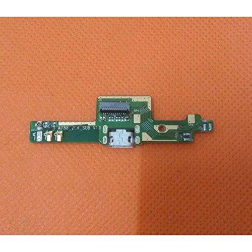 Original USB Plug Charge Board For Elephone P6i Smart Phone 5 inch QHD MTK6582 Quad Core