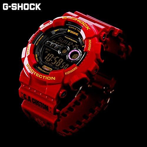 機動戦士ガンダム35周年記念商品 シャア専用 G-SHOCK