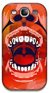 The Racoon Grip The Insides hard plastic printed back case / cover for Samsung Galaxy S3