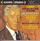 Rhapsody on a theme of Paganini © Amazon