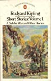 Short Stories 1 (Modern Classics) (0140032819) by Kipling, Rudyard