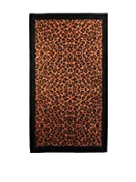 Natural History Gifts Toalla Playa Lux Mod 38 (Leopardo)