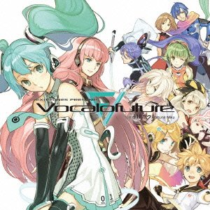 Amazon.co.jp: EXIT TUNES PRESENTS Vocalofuture feat. 初音ミク ...