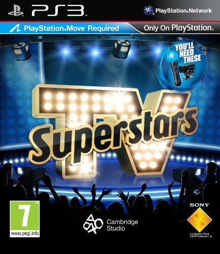 TV Superstars - Move Compatible (PS3)