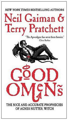 Good Omens: The Nice And Accurate Prophecies Of Agnes Nutter, Witch front-114572