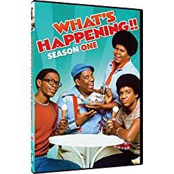 What's Happening: Season 1