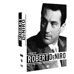 La Collection Robert De Niro - Il était une fois en Amérique + Les affranchis + Heat + Mission