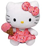 Ty Hello Kitty - Ice Cream