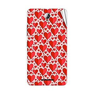 Garmor Designer Mobile Skin Sticker For Lenovo S898T - Mobile Sticker