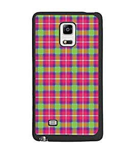 PrintDhaba Pattern D-5269 Back Case Cover for SAMSUNG GALAXY NOTE EDGE (Multi-Coloured)