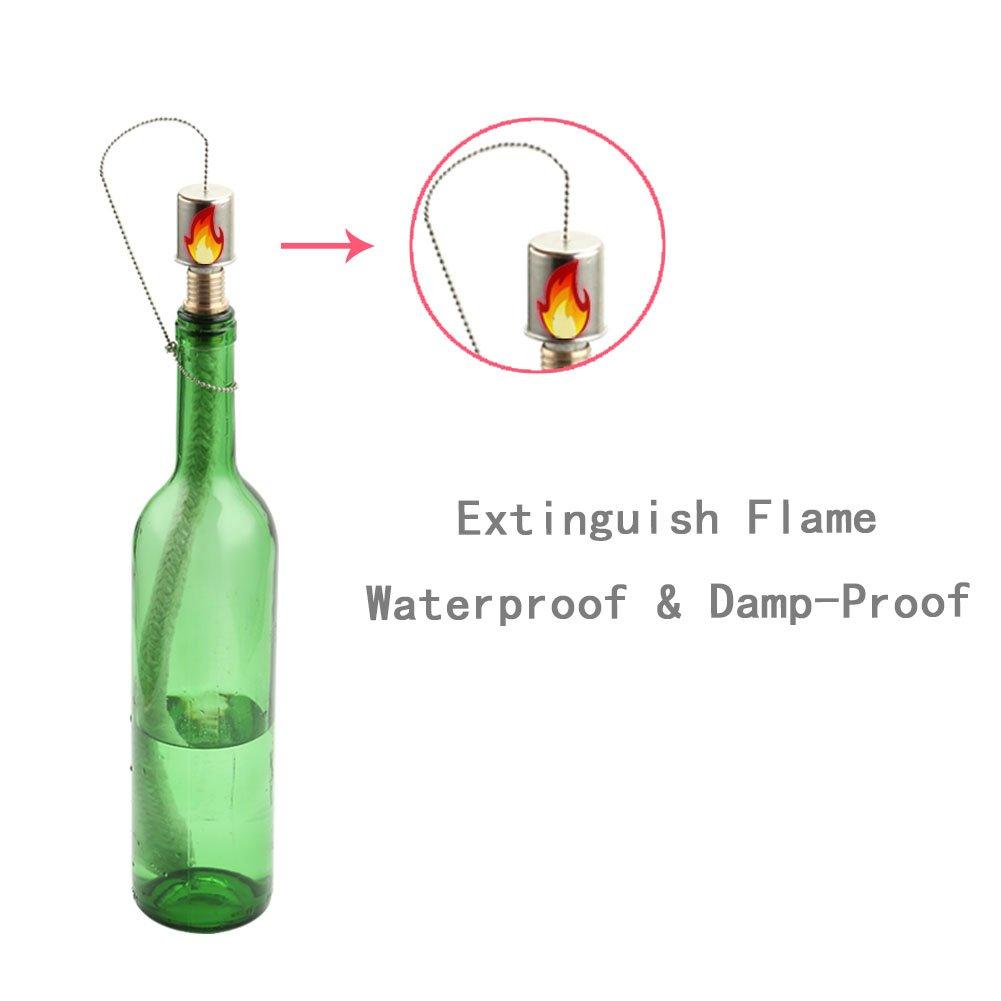 Table Top Torch Lantern Kit  ,bottle