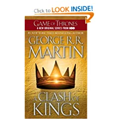 A Clash of Kings (A Song of Ice and Fire 2) - George R.R. Martin
