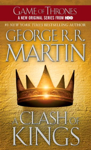 A Clash of Kings MM, George R.R. Martin