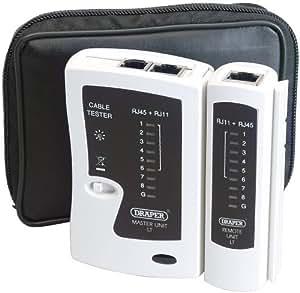 Draper 40420 Testeur de câbles réseau