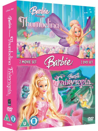 Barbie Thumbelina and Fairytopia Boxset [DVD]