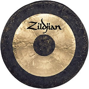 Zildjian Traditional Orchestral Gong, 30 inches
