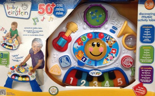 Activity Table For Baby front-455281