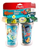Playtex Disney 2 Count Insulator Spout Cup, Finding Nemo, 9 Ounce
