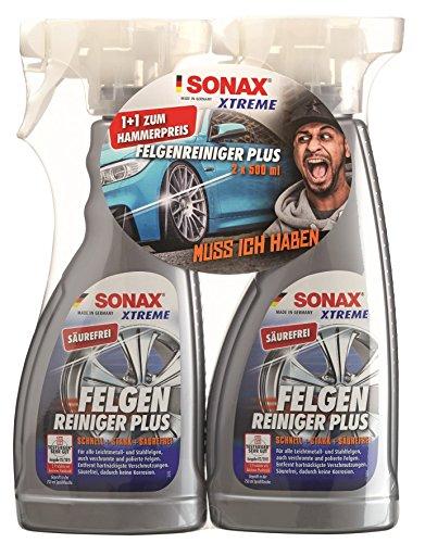 SONAX-02302410-Liquido-detergente-Xtreme-Plus-per-cerchioni-1-1-gratis