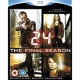 24 - Season 8 [Blu-ray]by Kiefer Sutherland