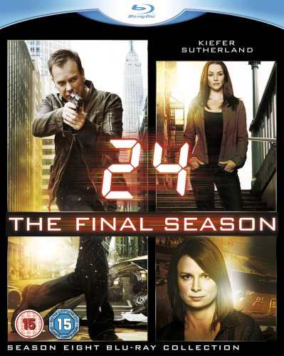 24 – Season 8 [Blu-ray]