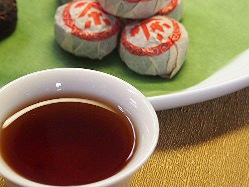 雲南省産 プーアル 小沱茶 ティーパック175g(26-30包)