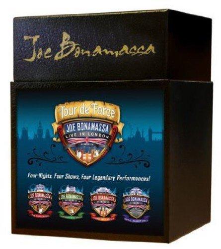 Joe Bonamassa - Tour de Force: Live in London (Boxed Set, Brilliant Box, 8PC)