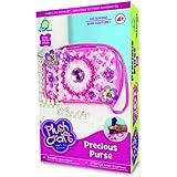 The Orb Factory Limited Plush Craft Precious Purse