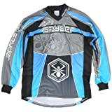 Spyder 07 Men's Paintball Jersey - Blue