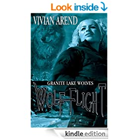 Wolf Flight: Granite Lake Wolves, Book 2
