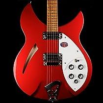 Rickenbacker 330/6 - 330 Series 6 String - Ruby