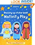 Dressing Up Sticker Book Nativity Pla...