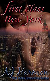 First Class To New York by AJ Harmon ebook deal