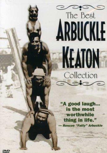 Best Arbuckle Keaton Collection [DVD] [Region 1] [US Import] [NTSC]