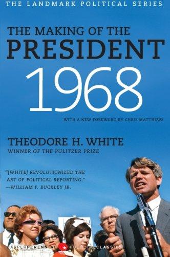 The Making of the President 1968 (Landmark Political) (The Making Of A President 1960 compare prices)
