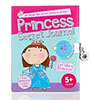 Princess Secret Journal Book