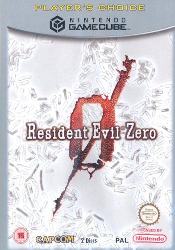 Resident Evil Zero (GameCube)