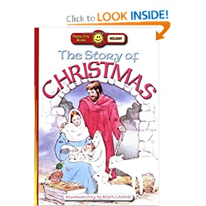 The Story of Christmas (Happy Day Books: Holiday & Seasonal)
