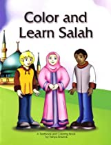 Color and Learn Salah